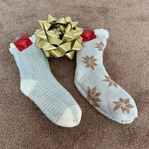 Charter Club Slipper Socks with Grippers